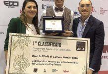Fabio Dotti premiato al Sigep - foto da ufficio stampa