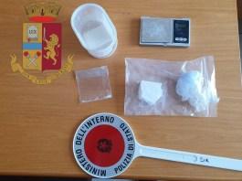 arresto cocaina