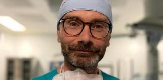 Il dottor Pierpaolo Mariani - foto da pagina Facebook Attilio Fontana