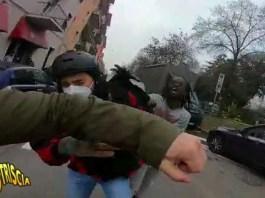 Vittorio Brumotti aggredito a Brescia, foto da sito ufficiale Striscia la notizia