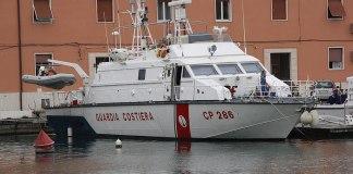 Guardia Costiera, foto generica da Wikipedia, Piergiuliano Chesi, CC BY 3.0 , via Wikimedia Commons