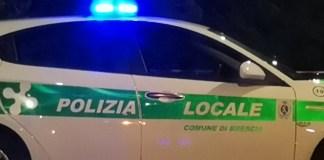 Polizia Locale Brescia - foto redazione Bsnews.it