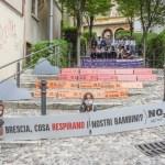 Flash mob Basta Veleni - foto di Ivano Giordano