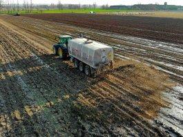 fertilizzanti - agricoltura - campo