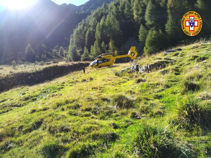 CNSAS in ALTA VALLE CAMONICA (BS)