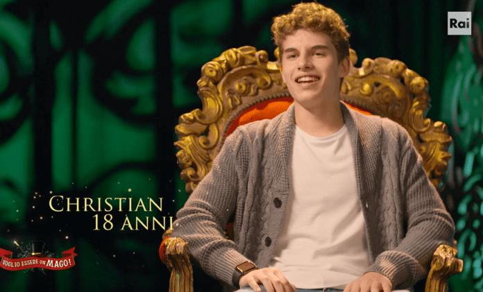 Christian Ceresera, 18enne di Montichiari, è uno dei protagonisti del nuovo reality in onda su Rai 2 ogni martedì in prima serata