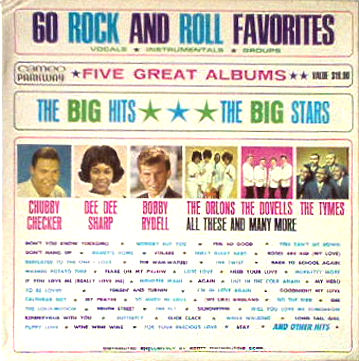 "Image result for Box Set 101 - Various Artists - ""60 Rock and Roll Favorites"