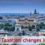 Taxation changes in 2017