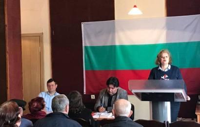 проф. Мариела Модева разговаря с жителите на община #Крушари