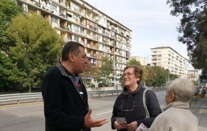 Янков има решение! Обход и срещи с обществеността в Банишора и Орландовци!