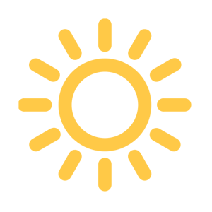 sun icon for brightside restoration