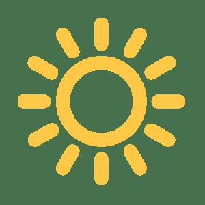 sun icon for brightside restoration