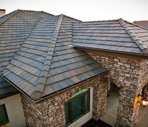 slate roofing in media picture of a slate roofing