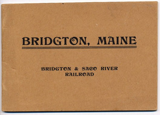 """The Bridgton,"" Rick Uskert collection."