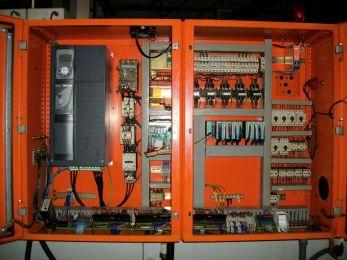 Variador maquina inyección de plástico