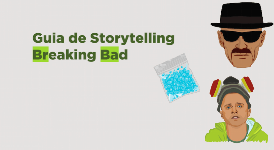 O guia B! de Storytelling em Breaking Bad