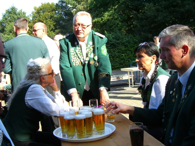 Gemeindepokalschießen 2015