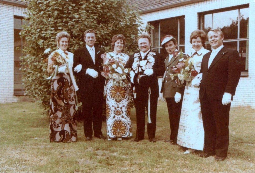 1973: Franz Mahl und Magdalene Walbrodt