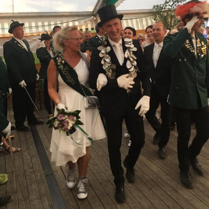 2019: Thorsten van Beeck und Natascha Ocklenburg