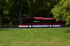 Die neue Buslinie 421 wird Braunschweigs Süden und Wolfenbüttel verbinden.
