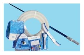 Kit di pulizia 1 Standard per piscina
