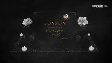 Photo of Bonson gośc. Cywinsky, Łuszy – Moi idole nie żyją (prod. KPSN)