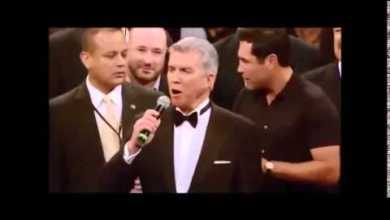 Photo of Let's Get Ready to Rumble!! ::: Michael Buffer