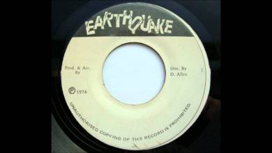 """Photo of 7"""" Junior Ross – Rastaman Come From Zion (& Dub)"""