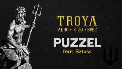 Photo of TROYA (Aero/Kizo/Spec) ft. Sztoss – Puzzel