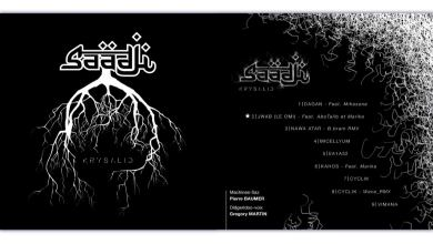 Photo of Saadji – Krysalid  [FULL ALBUM – ODGP206]