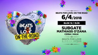 Photo of Beats for Love: On the Road w/ Subgate ღ Blok 12 6-4-2018