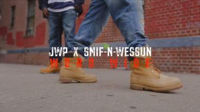 "Photo of JWP/BC X SMIF N WESSUN ""WORD WIDE"" (BRKLN STREET VIDEO)"