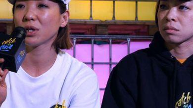 Photo of Ayumi & Narumi at Catch The Flava