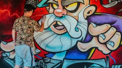 Photo of Graffiti session powered by www.konflikt…
