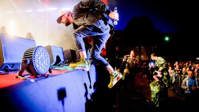 Photo of Gentleman & The Evolution – Ostróda Reggae Festival 2018 – Bartek Muracki   Music Photographer: Fotografia koncertowa
