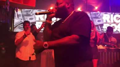 Photo of Rick Ross live 24/08/18 Puerto Banus