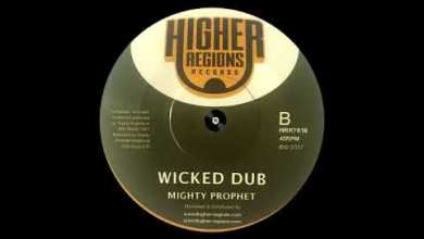 Photo of Cheshire Cat & Mighty Prophet ‎– Wicked Dub – Version – B1