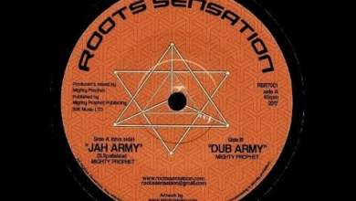 Photo of (ROOTS SENSATION) MIGHTY PROPHET – JAH ARMY / DUB