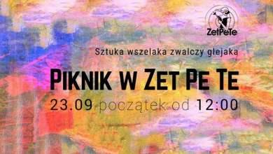 Photo of 23.09 wbij na charytatywny Piknik w Zet …