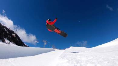 Photo of Ćpaj Sport Tylas – Snowboarding