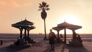Photo of #sunset in  #la  #california  #venice  …