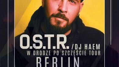 Photo of O.S.T.R.oooo live 'W drodze po szczęsc…