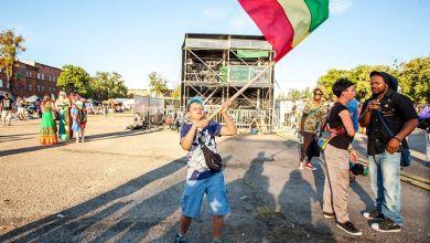 Photo of Kto już by sobie pomachał reggae flagą n…
