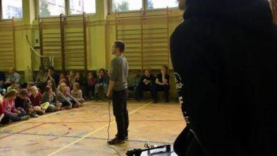 Photo of Występowaliśmy dzisiaj w Szkoła Podstaw…