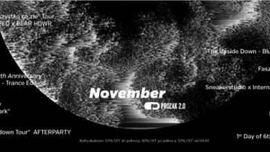 Photo of November 2.0!