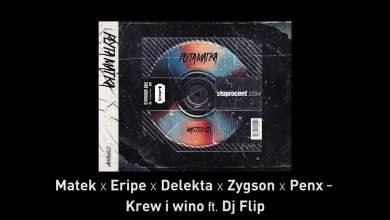 Photo of 10. Matek x Eripe x Delekta x Zygson x Penx – Krew i wino (ft. DJ Flip) CD1