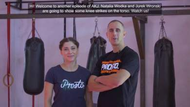 Photo of Akademia Kickboxingu Juras – odc. 19 Kolana na tułów