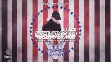Photo of DJ Ace – DIPLOMATIC RELATIONS (Dipset Tribute Blendtape)