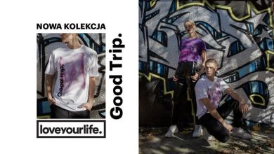 Photo of Nowa kolekcja 'loveyourlife' – Good Trip…