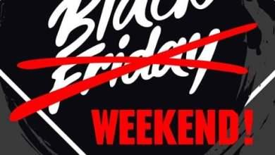 Photo of #blackweekend w naszym sklepie www.rude…